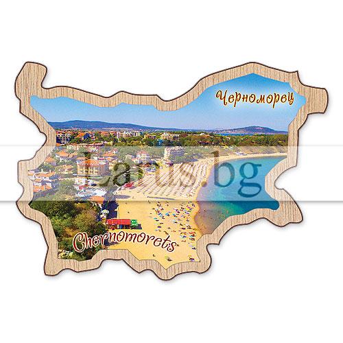 Магнитен сувенир Черноморец